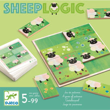 Djeco - Knobelspiel: Sheep logics - AURYN Shop