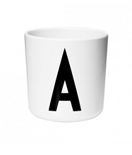 Design Letters - ABC Becher Porzellan - AURYN Shop
