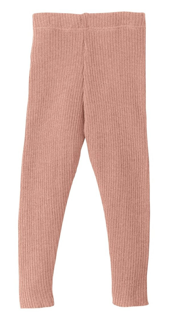 Disana - Leggings Wolle rosa - AURYN Shop