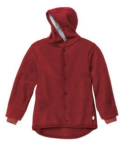 Disana - Walkjacke bordeaux - AURYN Shop