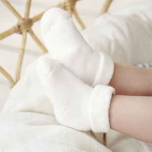 Living Crafts - Baby Plüsch Socken 2-er Pack - AURYN Shop