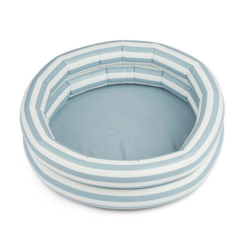 Liewood - Pool blau gestreift - AURYN Shop