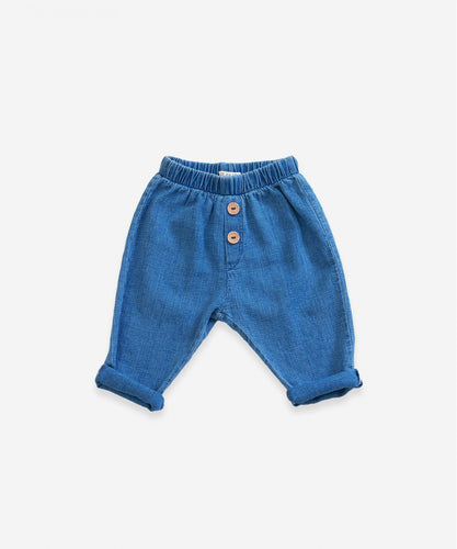 Play up - Baby-Jeans Baumwolle blau - AURYN Shop