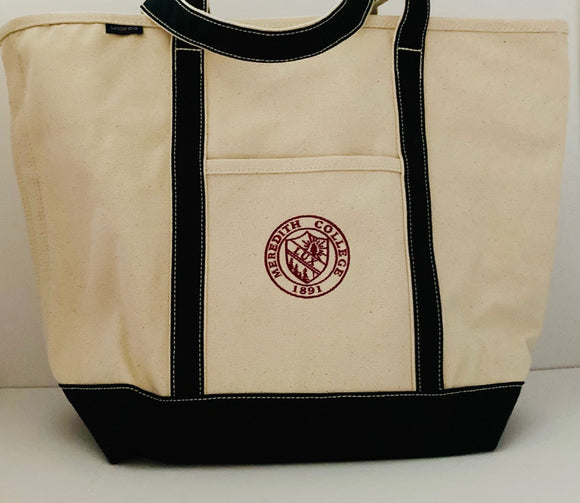 Land's End Canvas Tote