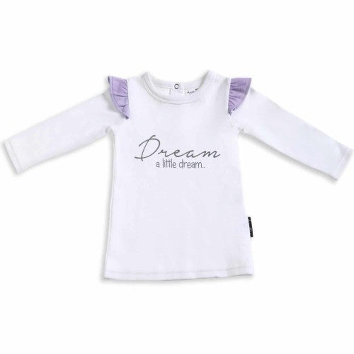 Dream a little dream LS Tee - Aster and Oak