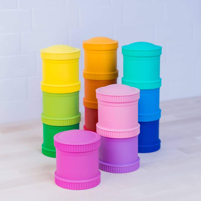 Re-Play Recycled Plastic Snack Stacks