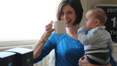 Behind the brand...meet Bethan, co-founder of Hottea Mama