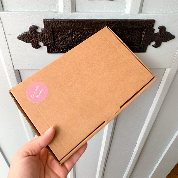 Letterbox gifts for her Seventeen Minutes