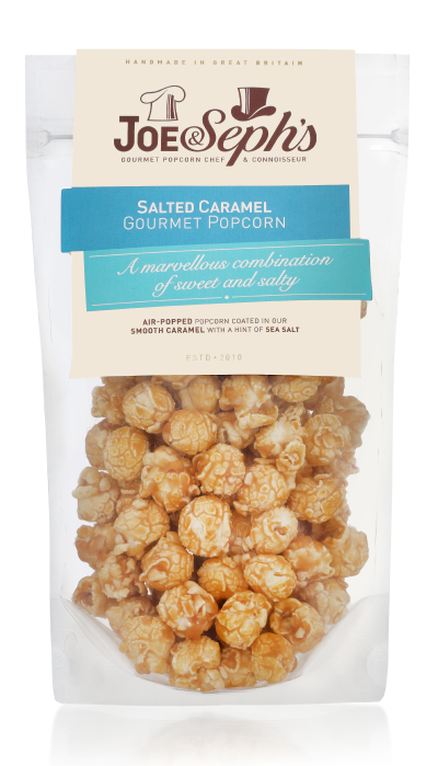SALTED CARAMEL GOURMET POPCORN-[best_gifts_for_women]-[gifts_for_her]-Seventeen Minutes