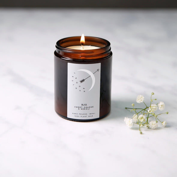 BLISS - SWEET ORANGE & NEROLI CANDLE