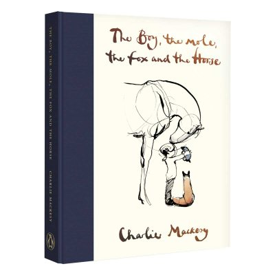 THE BOY, THE MOLE, THE FOX AND THE HORSE BOOK-[best_gifts_for_women]-[gifts_for_her]-Seventeen Minutes
