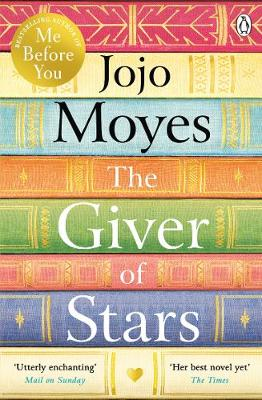 GIVER OF STARS BOOK-[best_gifts_for_women]-[thoughtful_gifts_for_her]-[gifts_for_women]-Seventeen Minutes