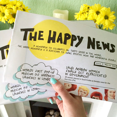 THE HAPPY NEWSPAPER-[best_gifts_for_women]-[gifts_for_her]-Seventeen Minutes