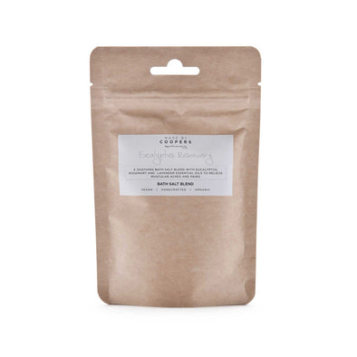 EUCALYPTUS ROSEMARY BATH SALT BLEND-[best_gifts_for_women]-[gifts_for_her]-Seventeen Minutes