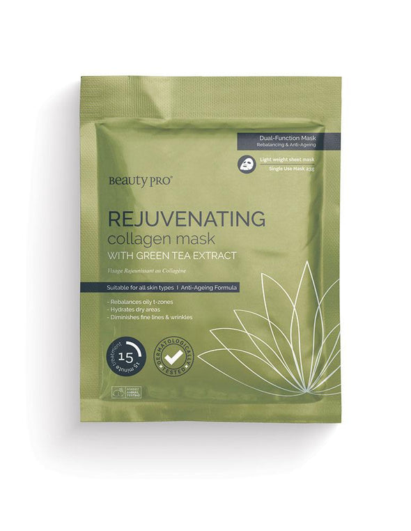 Seventeen-Minutes-Thoughtful-Gifts-For-Mums-BeautyPro-Rejuvenating-Collagen-Mask