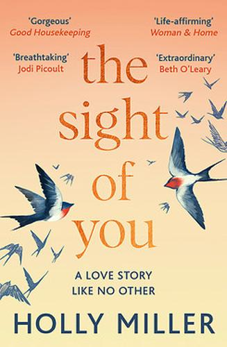 THE SIGHT OF YOU BOOK