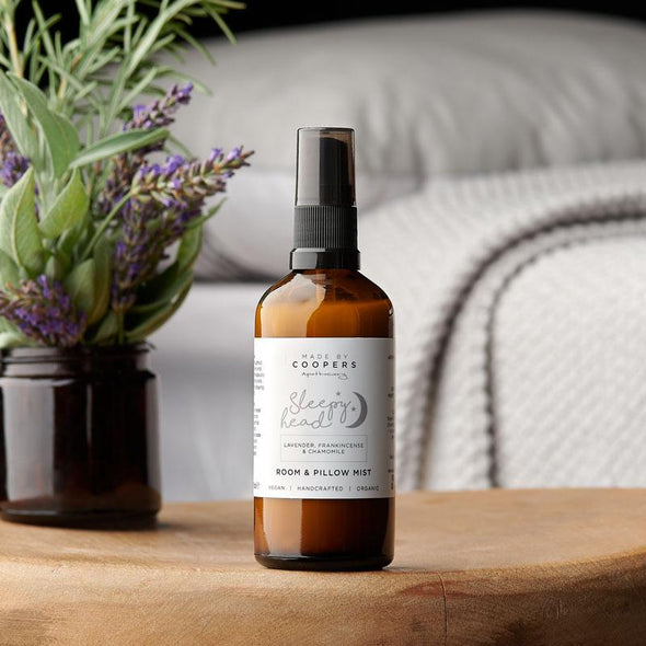 ROOM & PILLOW SLEEP SPRAY - Seventeen Minutes - self-care subscription box for mums