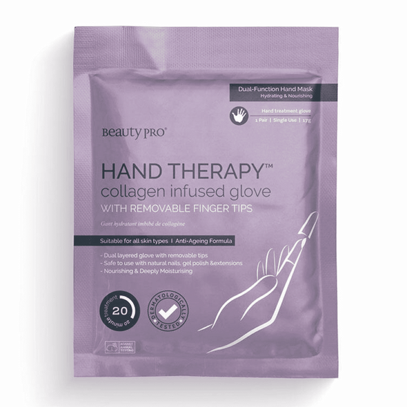 HAND THERAPY COLLAGEN INFUSED GLOVE