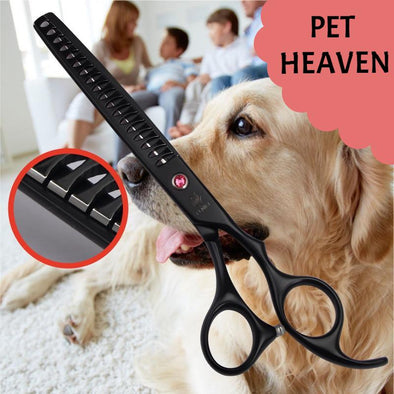 Stainless Steel Pet Thinning Scissors for Dog