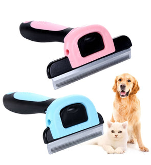 Pet Hair Remover Grooming Brush
