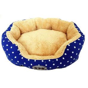 Winter Warm Soft Puppy Blanket Kennel