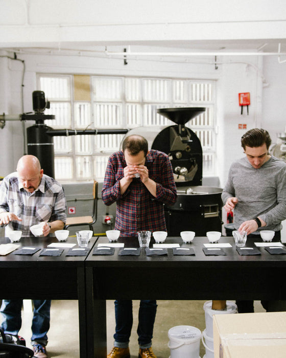 An interview with Cartwheel Coffee Roasters