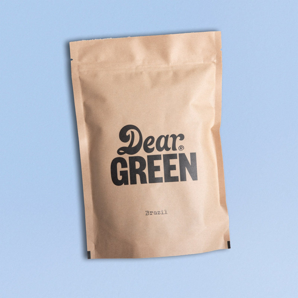Buy Dear Green Coffee Roasters, brazil fazenda pantano brazil speciality coffee beans