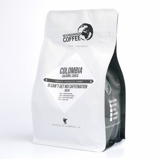 Buy Neighbourhood Coffee, caldono decaf colombia speciality coffee beans