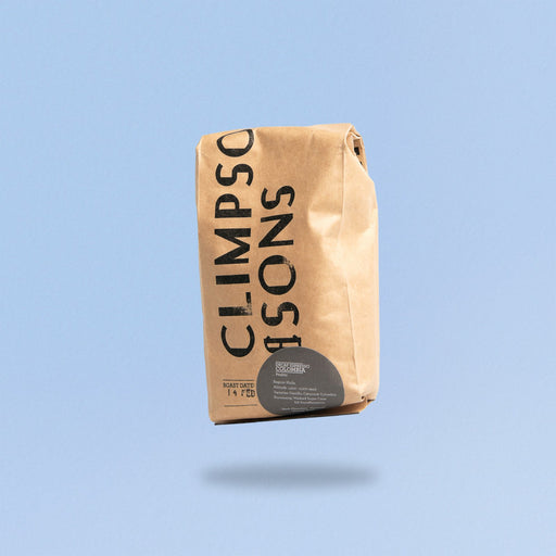 Buy Climpson and Sons, decaf colombia speciality coffee beans