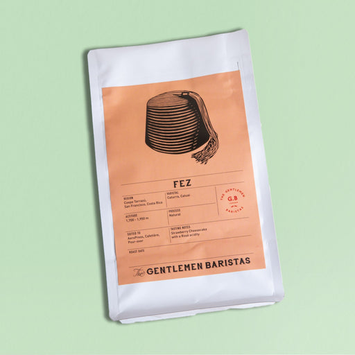 Buy The Gentlemen Baristas, fez costa rica speciality coffee beans