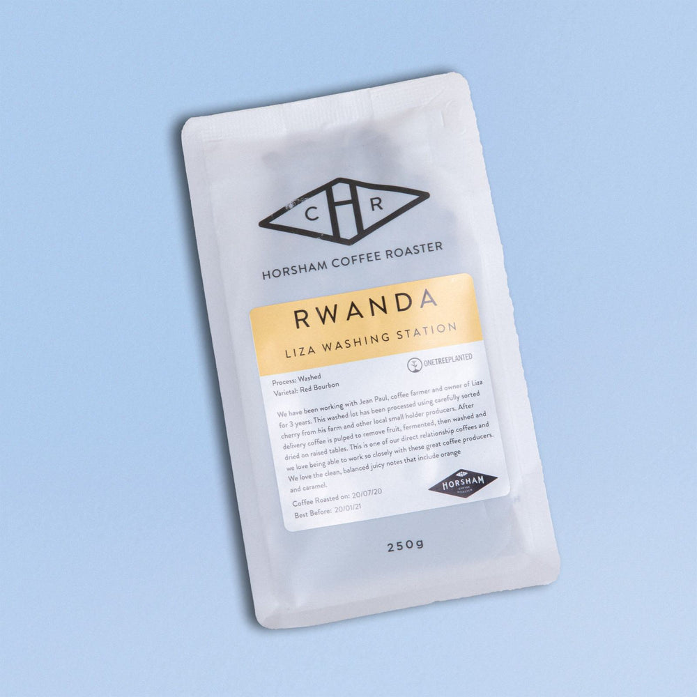 Buy Horsham Coffee Roasters, liza lot 15 rwanda speciality coffee beans
