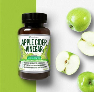 Apple Cider Vinegar May Help You Better