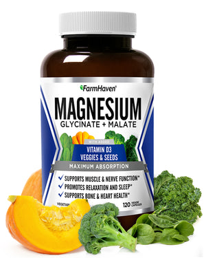 Magnesium Complex (Glycinate & Malate)