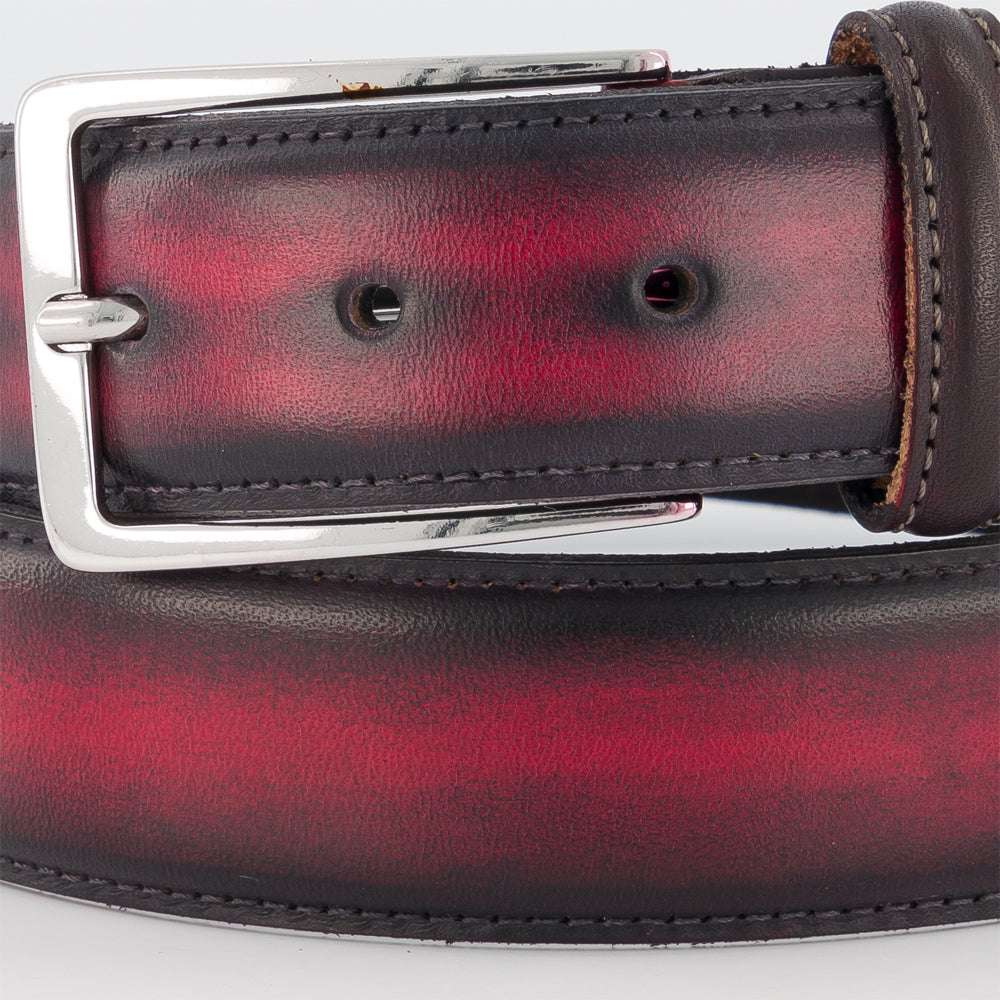 Ceinture patine Black Cherry