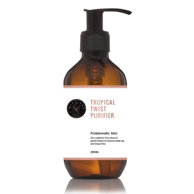 Tropical twist purifier