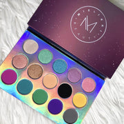 Northern lights, Starry nights palette ~ *Limited edition*