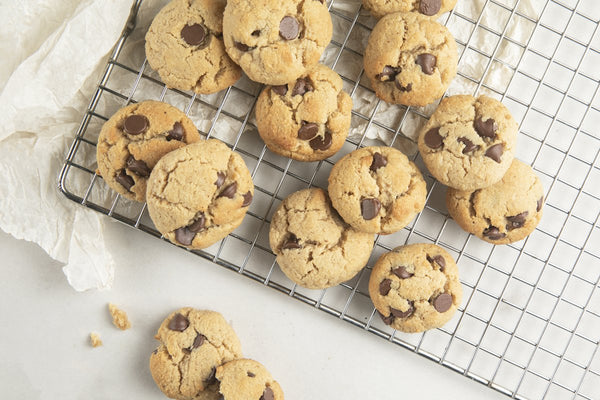 Chocolate Chip Cookies with Collagen
