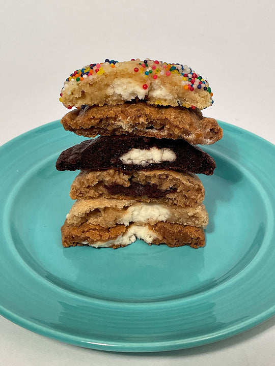 Cookie Sampler Box - PICK UP ONLY