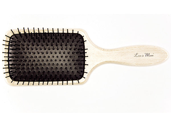 Less is More Paddle Brush -hiusharja