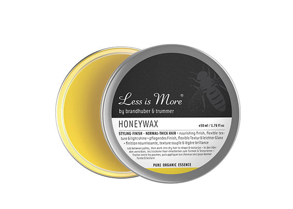 Less Is More Honeywax – hunajavaha