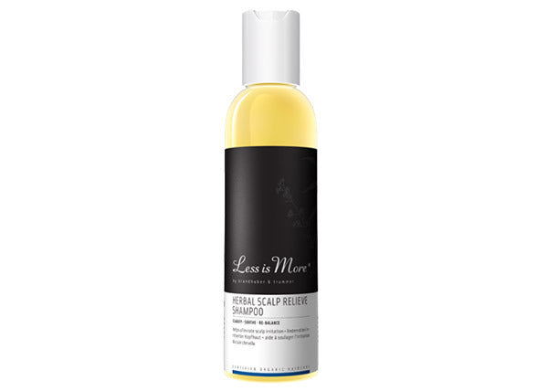 Less is More Herbal Scalp Relieve Shampoo
