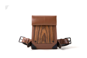 Wood - Mini Backpack