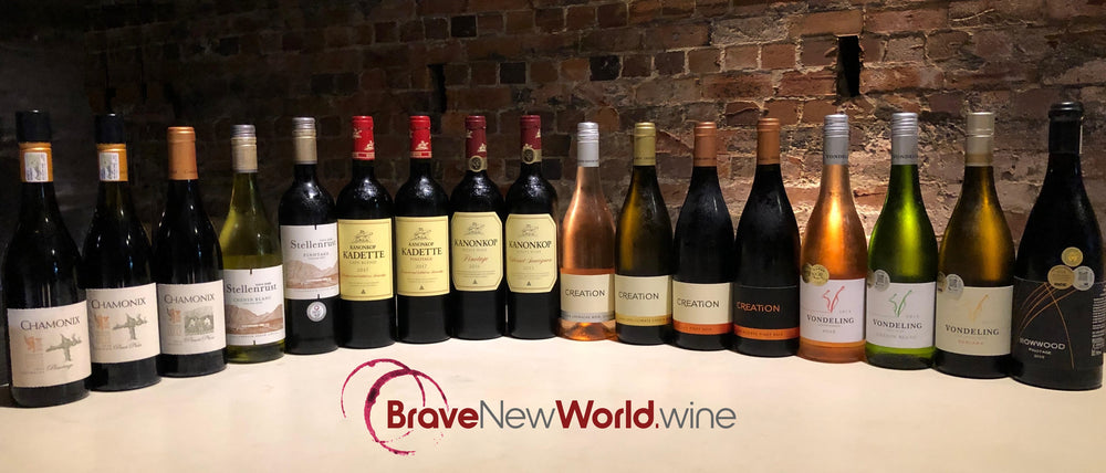 South African wines triumphant return to Australia.