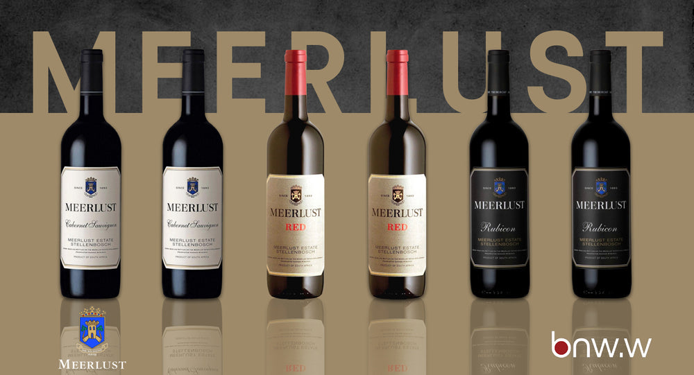 Meerlust Mixed Red Collection