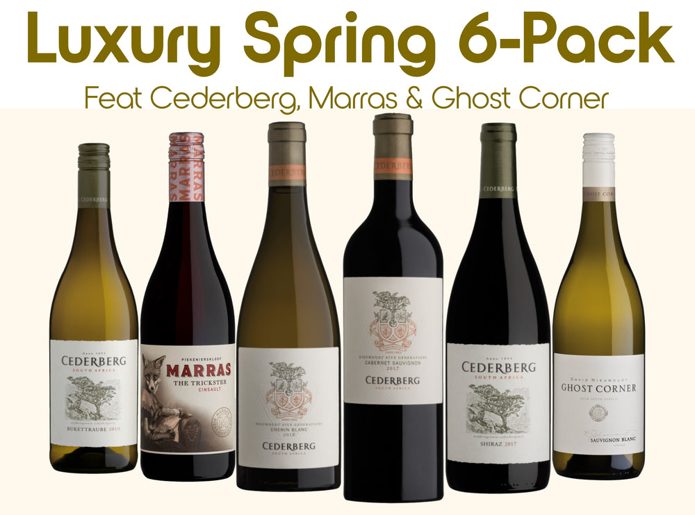Cederberg and Marras Luxury Spring Pack