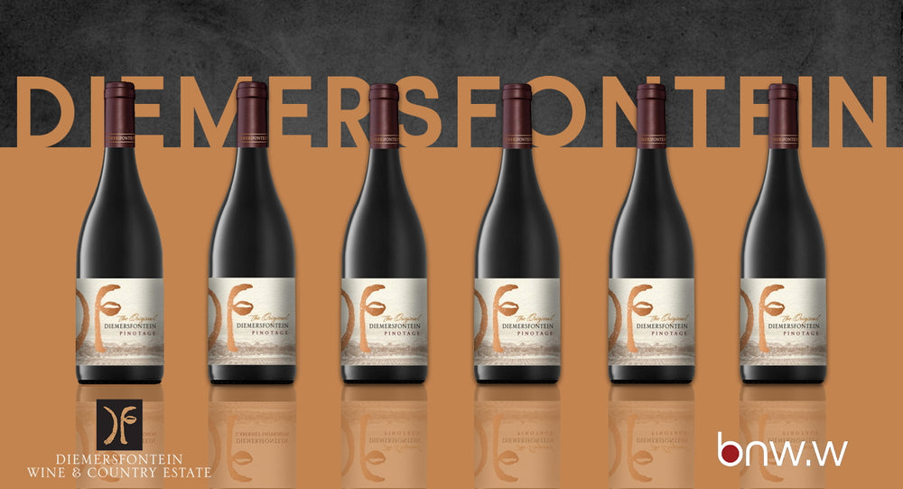 Diemersfontein Coffee Pinotage Collection