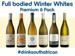 Full bodied Winter Whites Premium 6 Pack