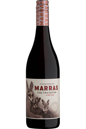 MARRAS The Trickster Pinotage 2018