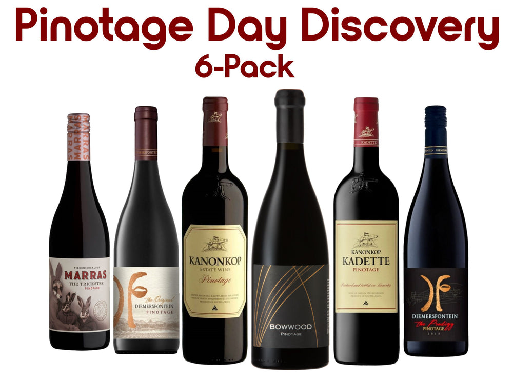 Pinotage Day Discovery Pack