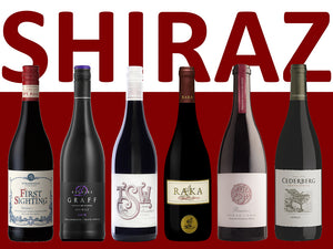 Seriously South African Shiraz?